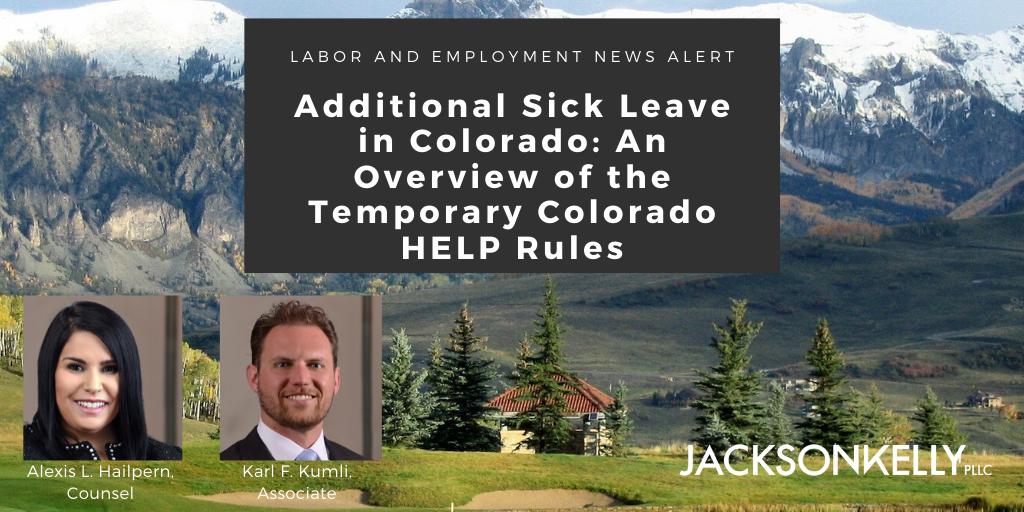 Colorado HELP
