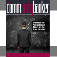 Community Banker Cover