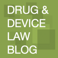 Drug and Device Law Blog
